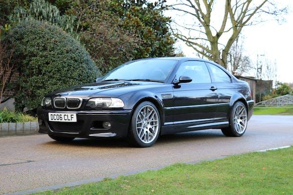 2006 BMW (E46) M3 CS SMG